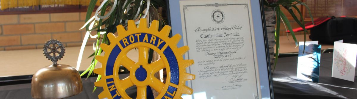 Rotary Club of Castlemaine cover image