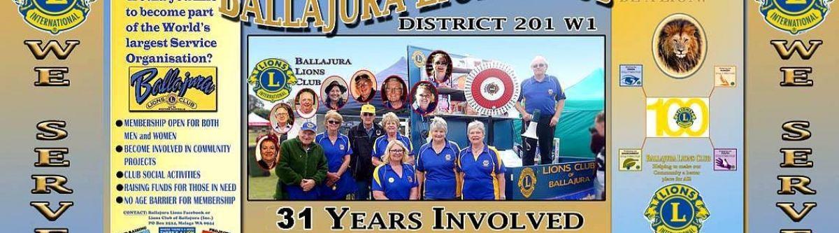 Lions Club of Ballajura Lions cover image