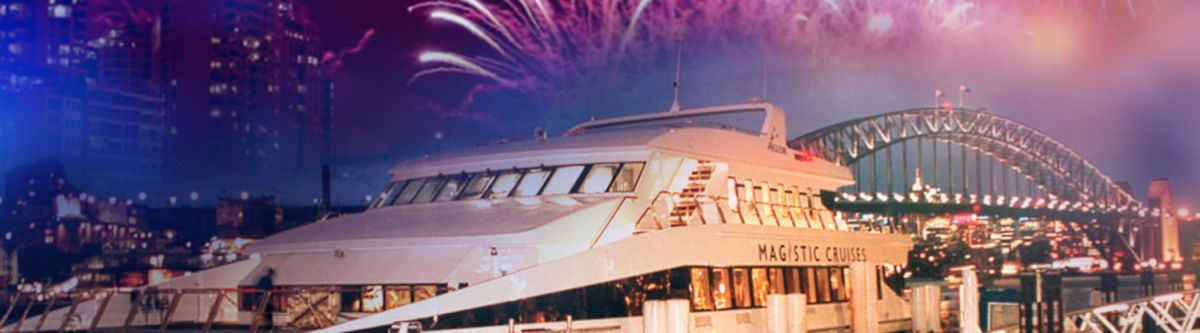 See the Best of NYE 2021 with Luxury Sydney NYE Cruises Cover Image