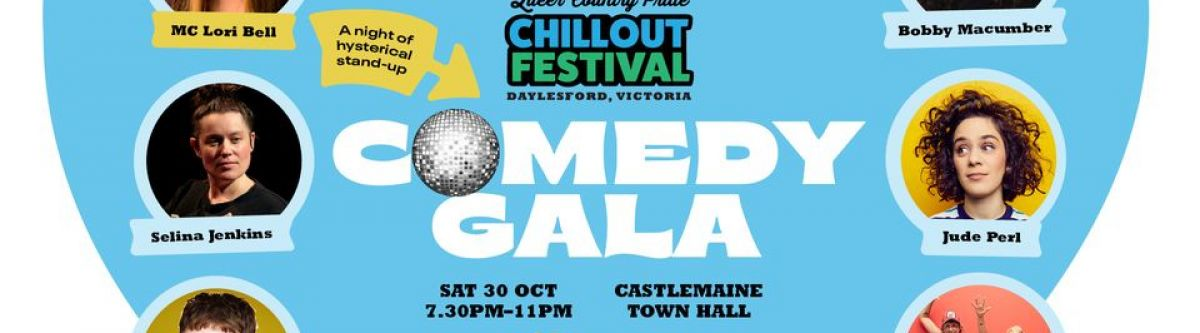 ChillOut Comedy Gala Castlemaine Cover Image
