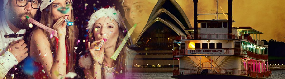 Showboat Christmas Party Harbour Cruises in Sydney Cover Image